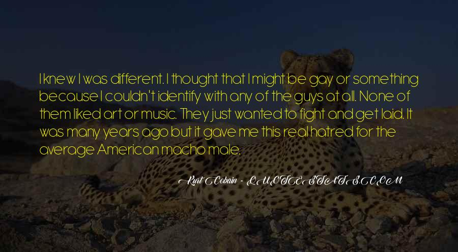 Cobain's Quotes #136706