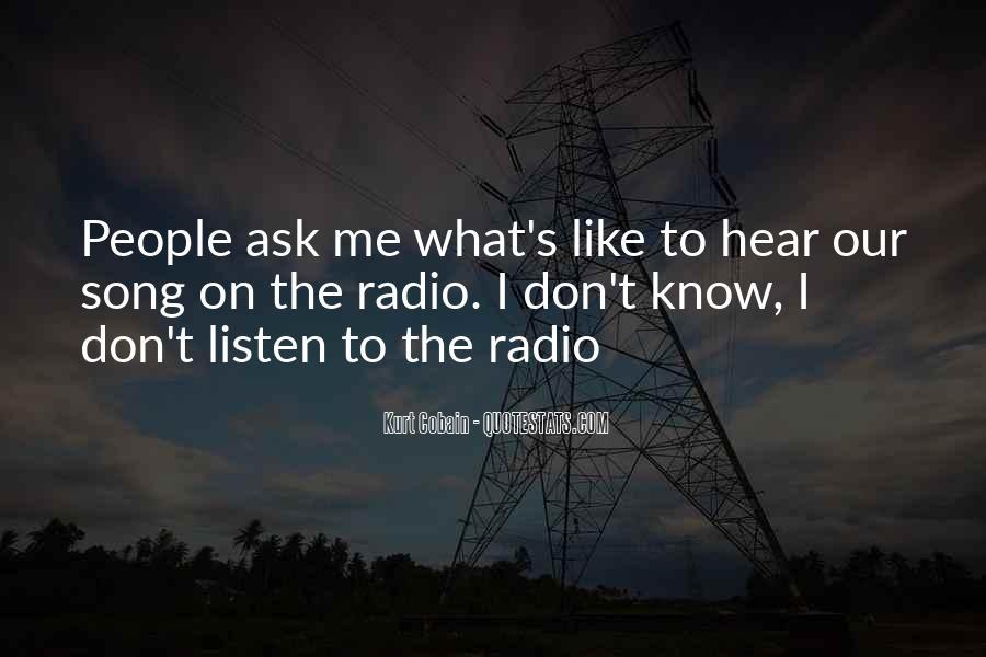 Cobain's Quotes #1467383