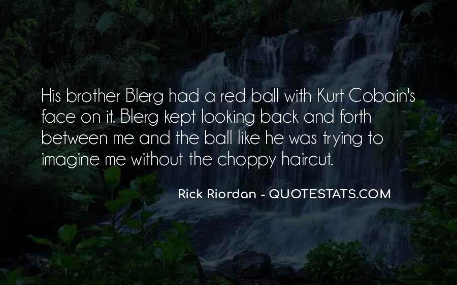 Cobain's Quotes #1468539