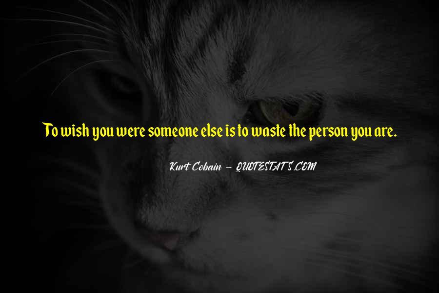Cobain's Quotes #152880
