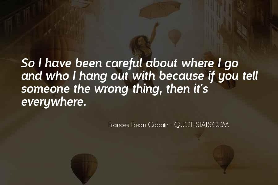 Cobain's Quotes #1529599