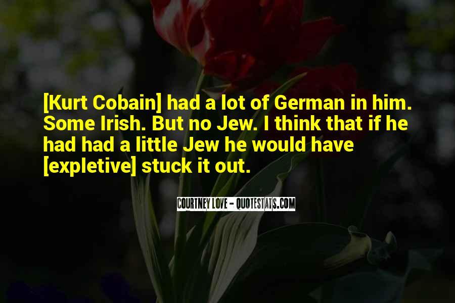 Cobain's Quotes #154596