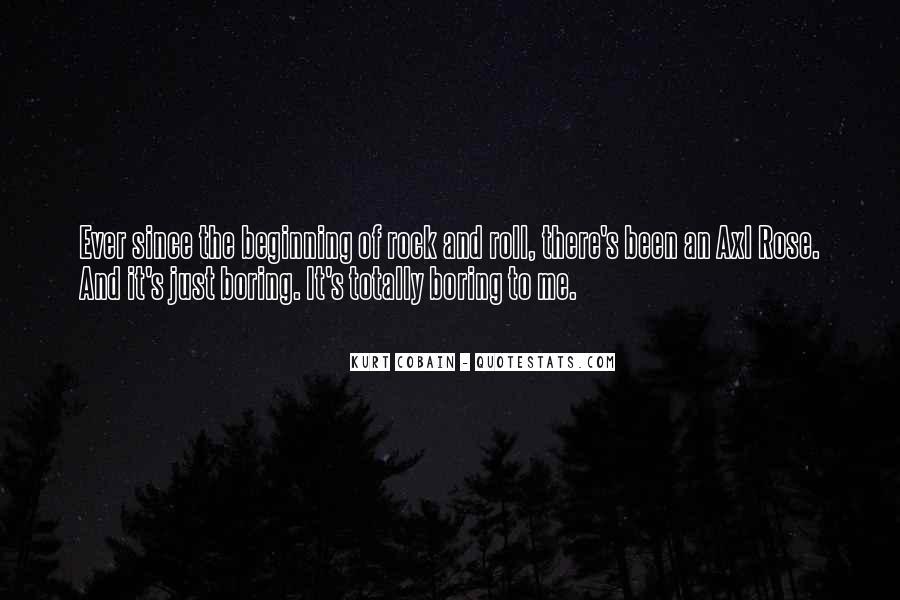 Cobain's Quotes #1605881