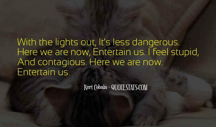 Cobain's Quotes #1634796