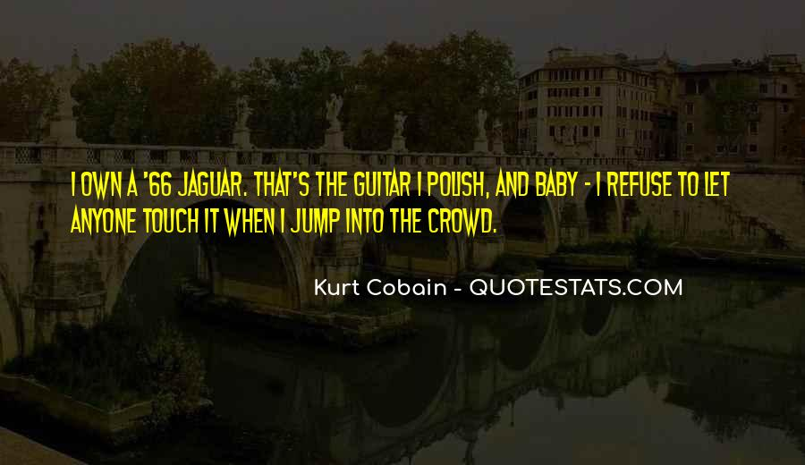 Cobain's Quotes #1683644