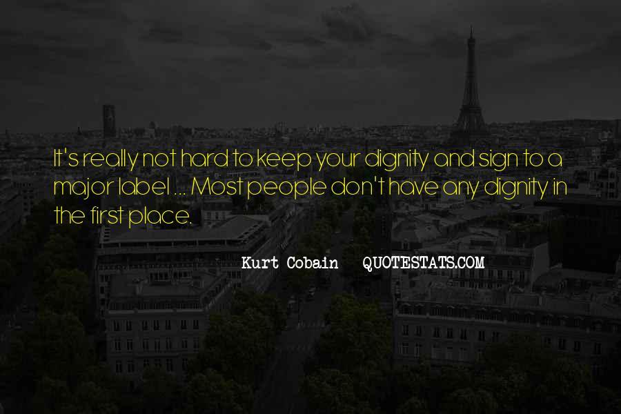 Cobain's Quotes #1712994