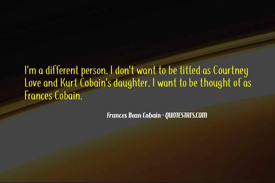 Cobain's Quotes #22596