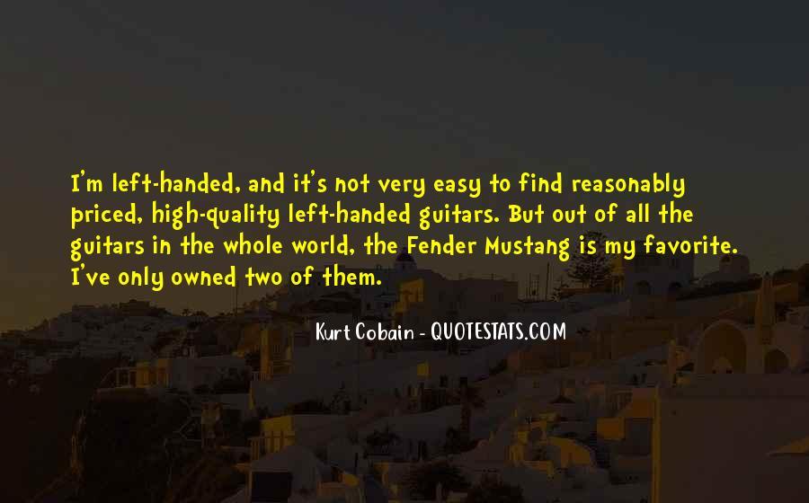 Cobain's Quotes #227102