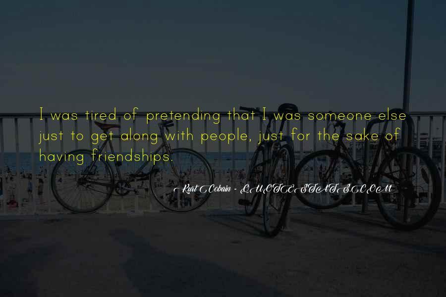 Cobain's Quotes #26228