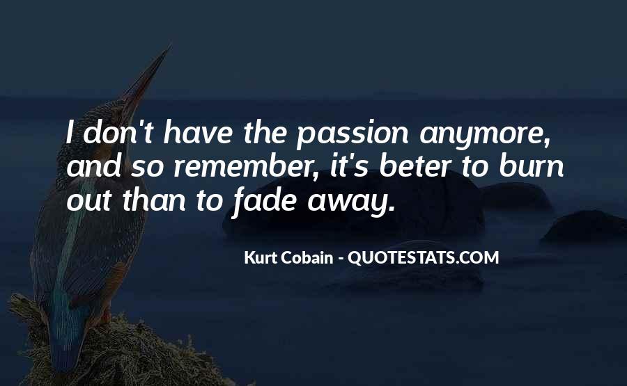 Cobain's Quotes #29525
