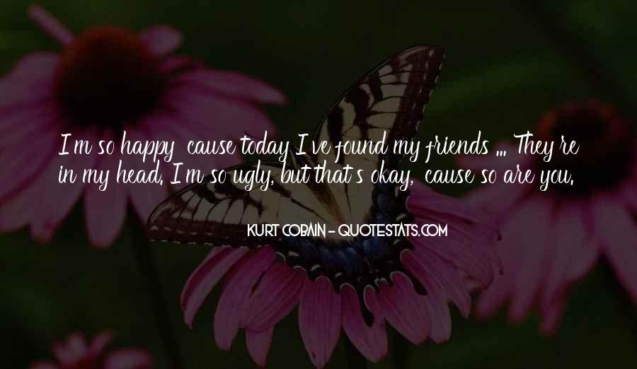 Cobain's Quotes #347287