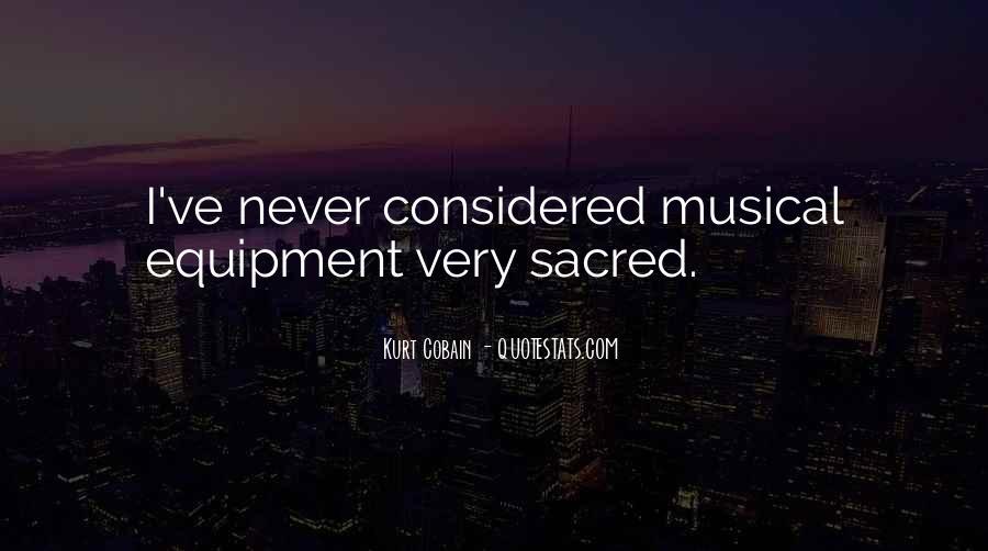 Cobain's Quotes #40301