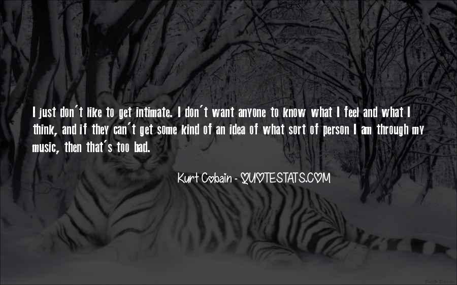 Cobain's Quotes #443647