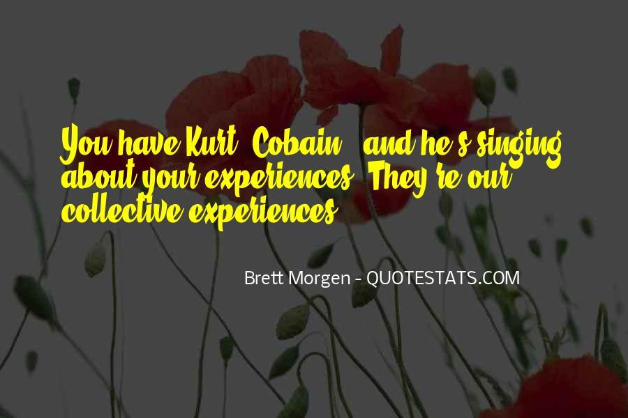 Cobain's Quotes #645010