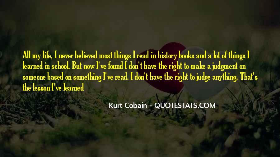 Cobain's Quotes #689054