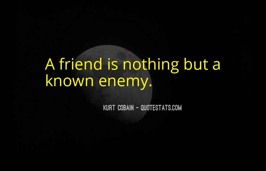Cobain's Quotes #70634
