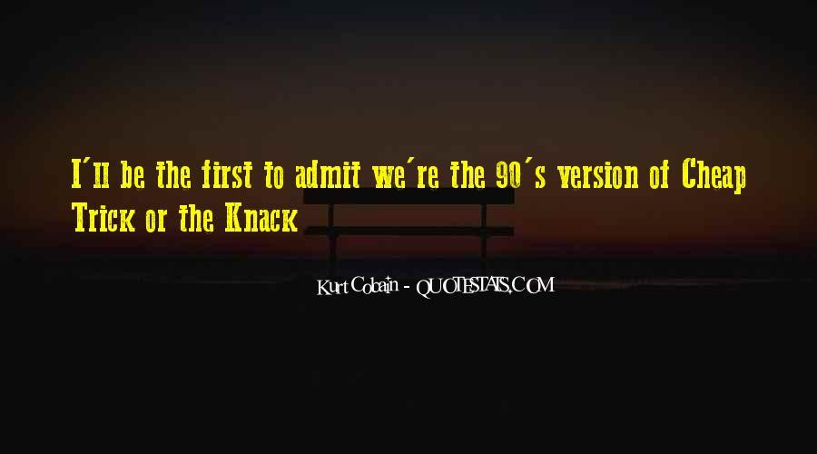 Cobain's Quotes #795510