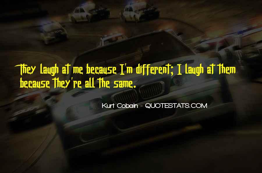 Cobain's Quotes #82530