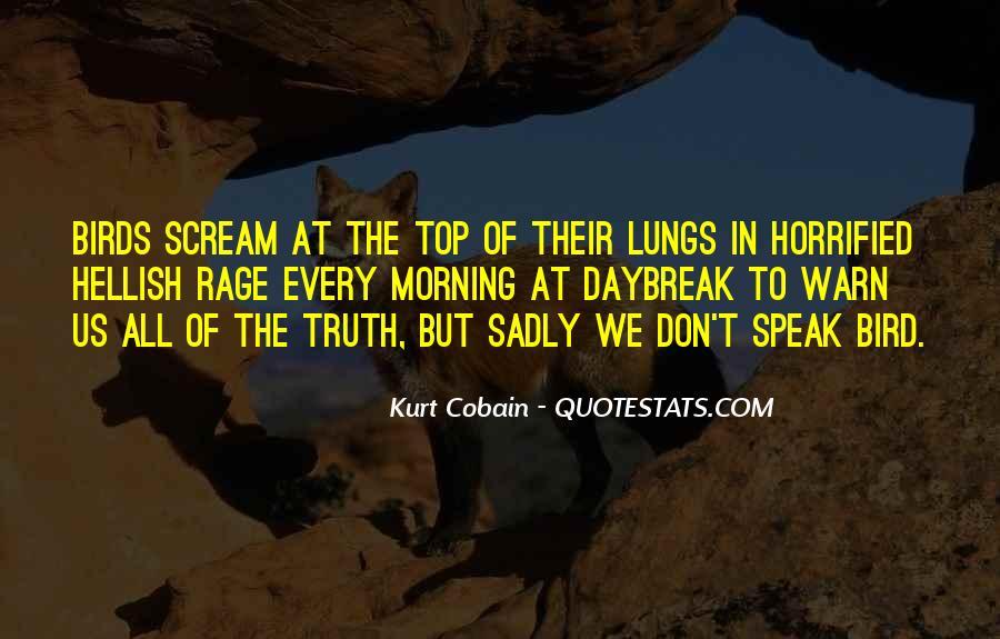 Cobain's Quotes #8954