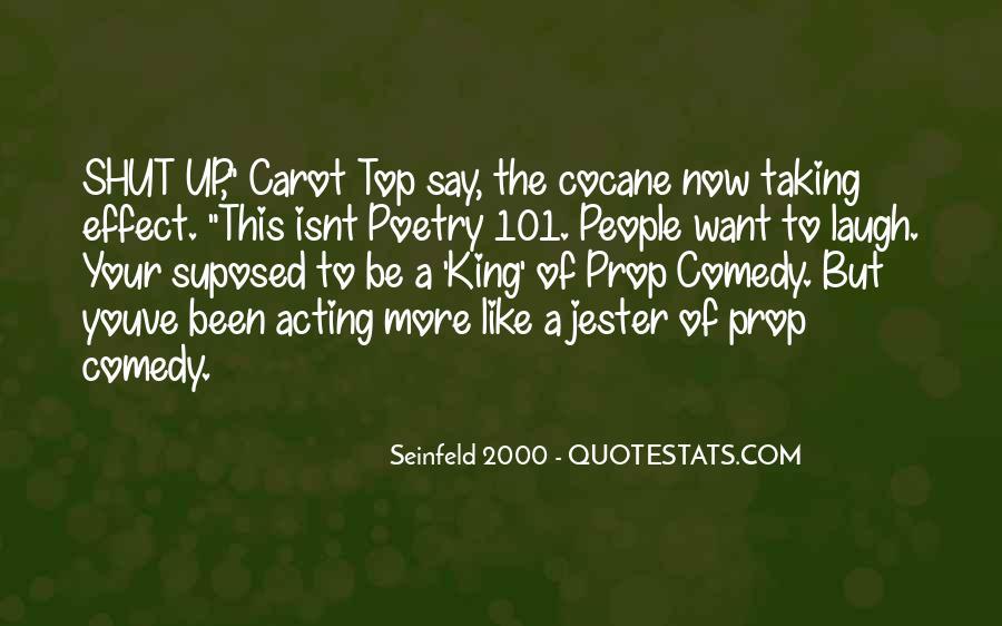 Cocane Quotes #620136