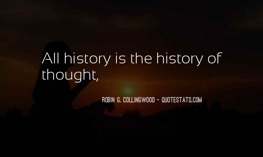 Collingwood's Quotes #1071084
