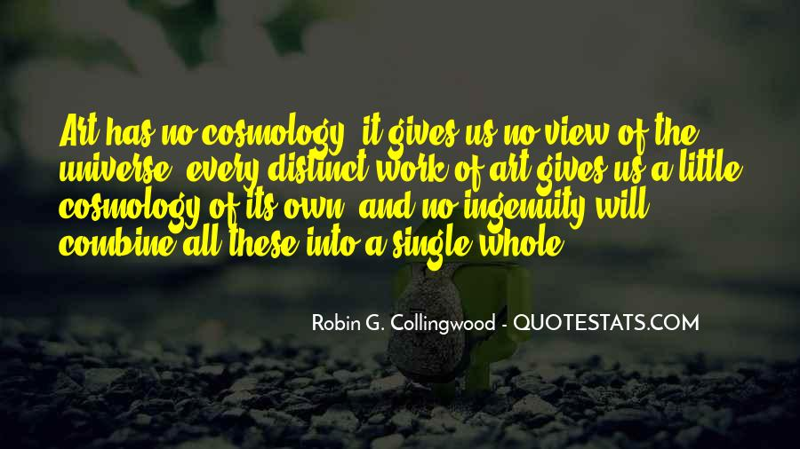 Collingwood's Quotes #1465781