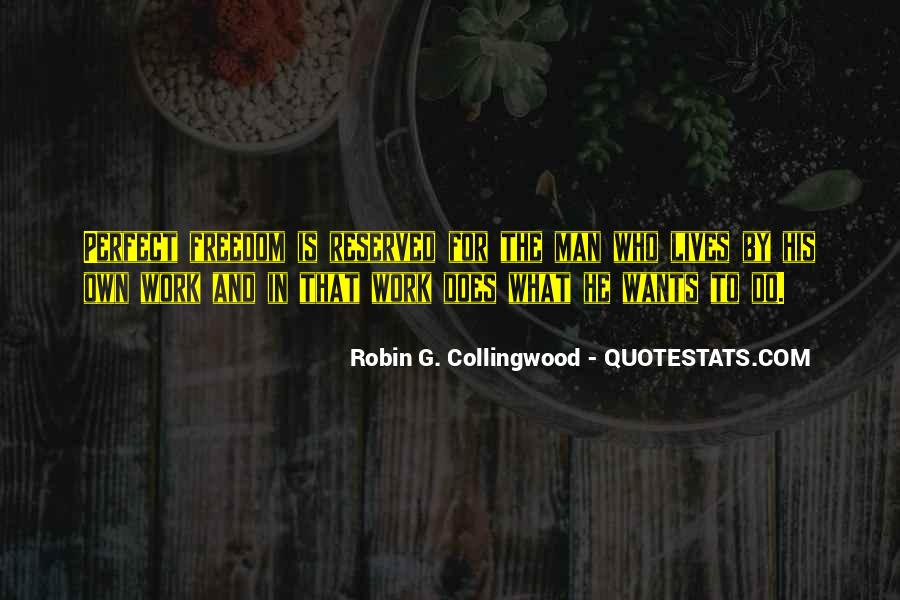 Collingwood's Quotes #14861