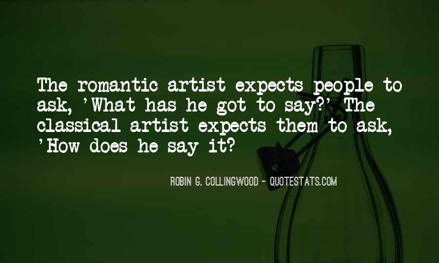 Collingwood's Quotes #1646720
