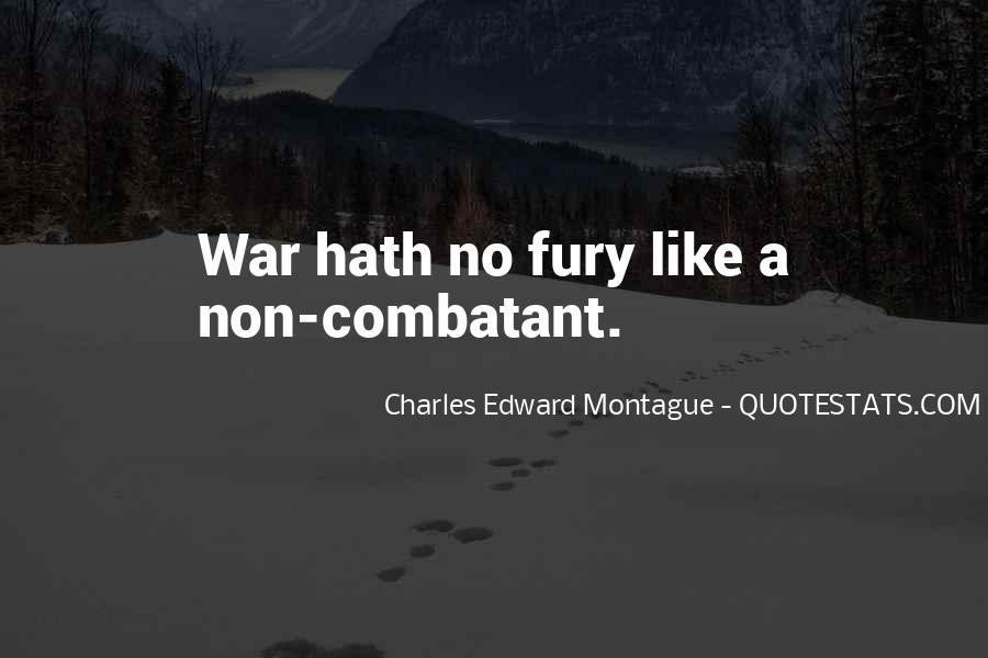 Combatant Quotes #1220083