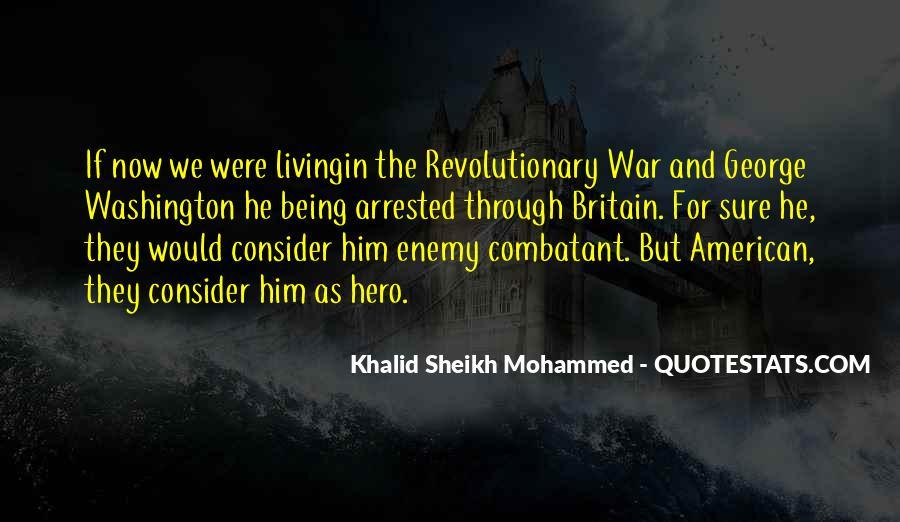 Combatant Quotes #155190