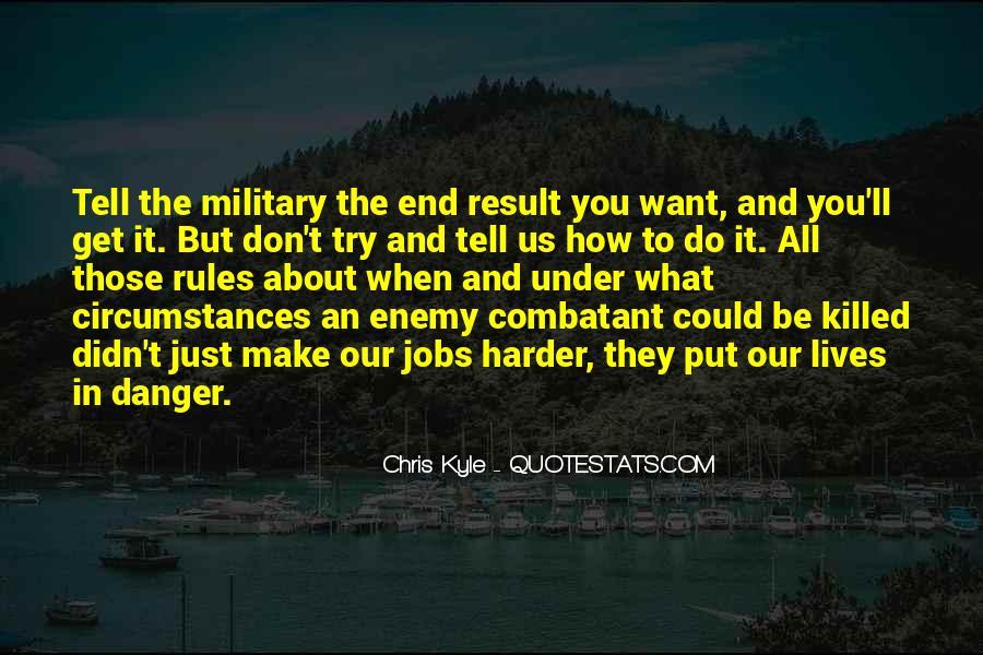 Combatant Quotes #1732680