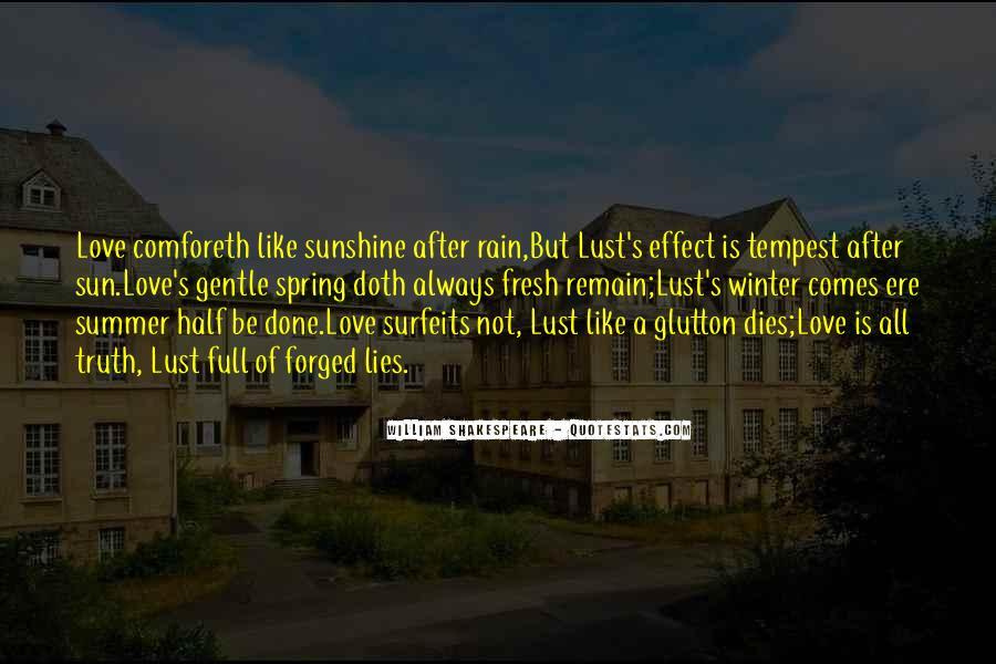 Comforeth Quotes #49124