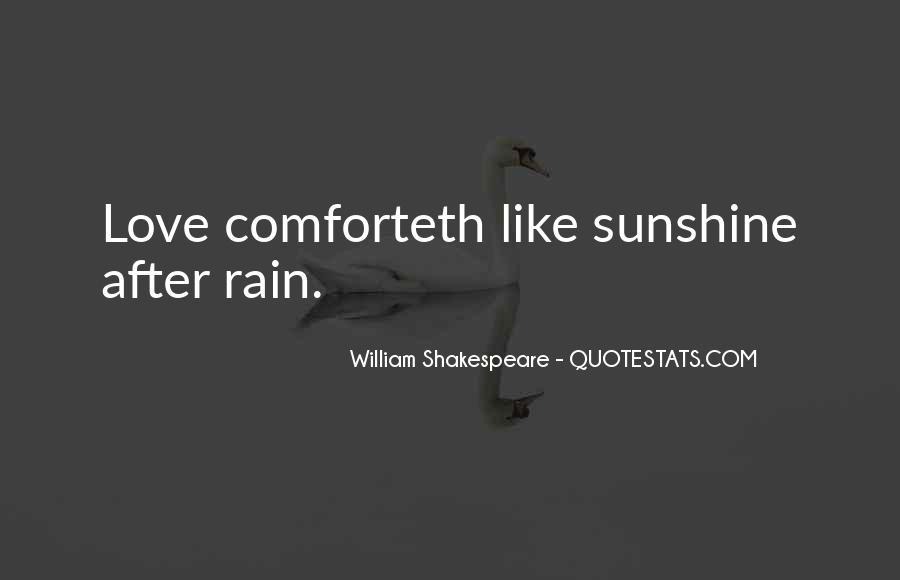 Comforteth Quotes #1045486