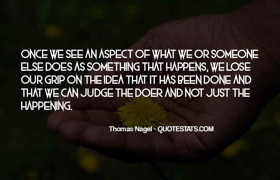 Quotes About Something Not Happening #1130100