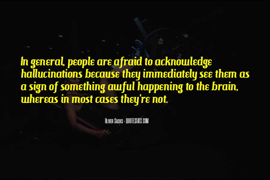 Quotes About Something Not Happening #1241163