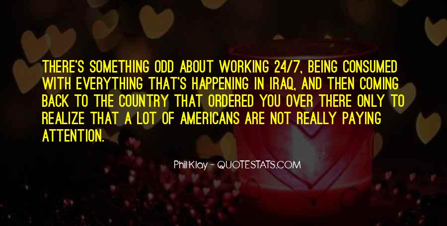Quotes About Something Not Happening #150497