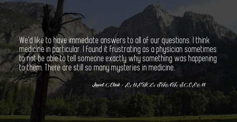 Quotes About Something Not Happening #226134