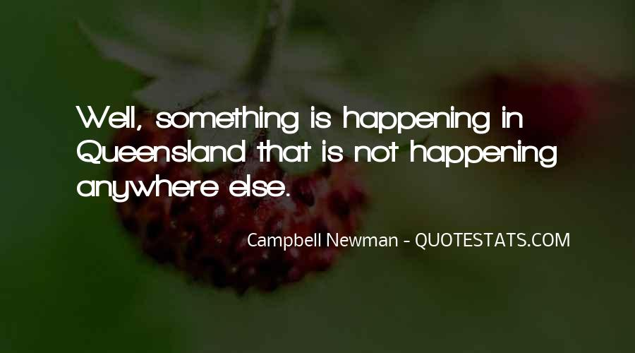 Quotes About Something Not Happening #26170