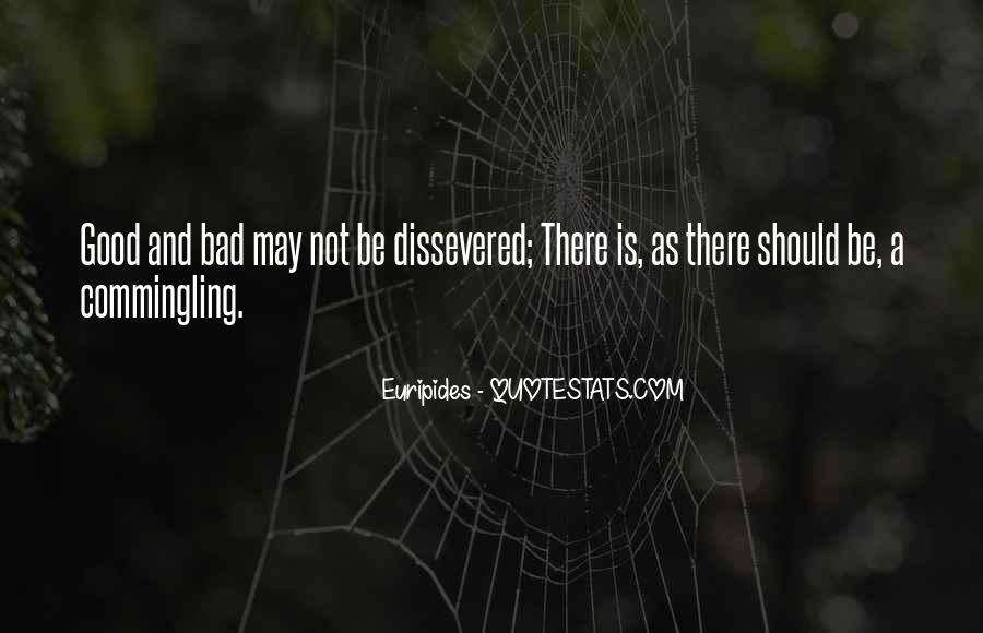 Commingling Quotes #1535361