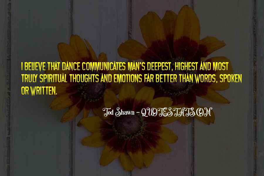 Communicates Quotes #1024210