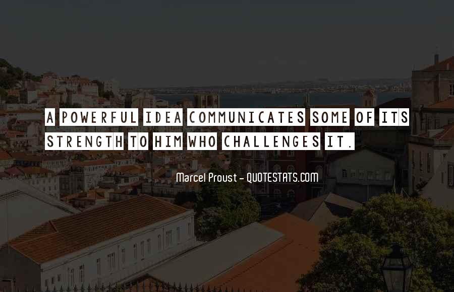 Communicates Quotes #1054899