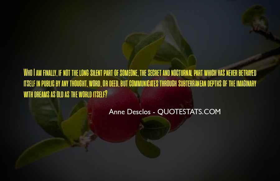 Communicates Quotes #1109126