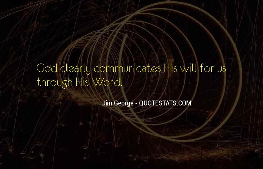 Communicates Quotes #1242090