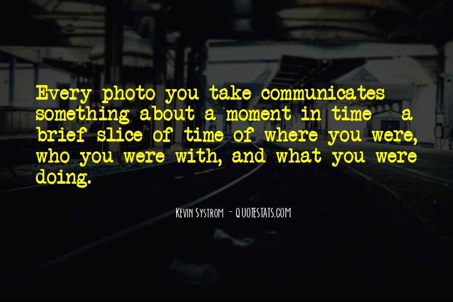 Communicates Quotes #166036