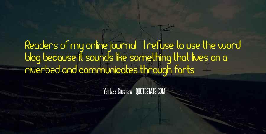 Communicates Quotes #247732