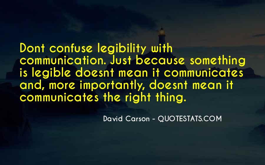 Communicates Quotes #273362