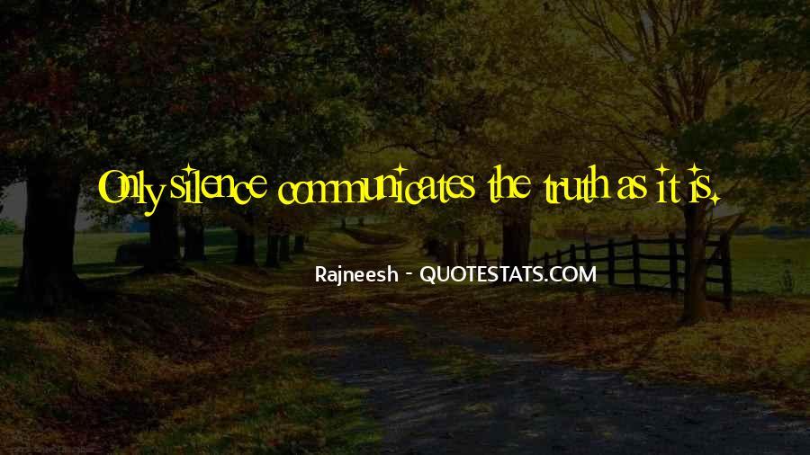 Communicates Quotes #305044