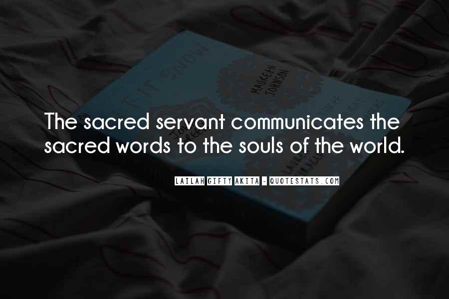 Communicates Quotes #343237