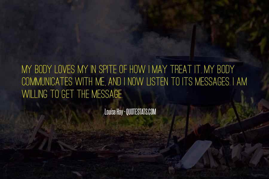 Communicates Quotes #448994