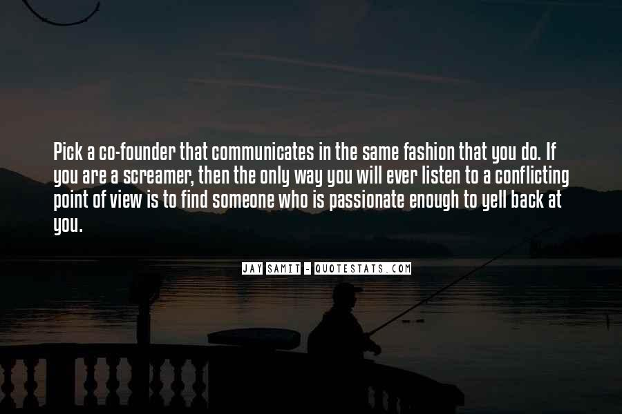 Communicates Quotes #467625